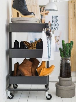 10 Genius Ways to Store Shoes10