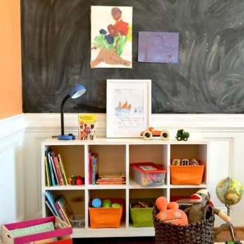 10 Stylish Ways to Organize Toys2