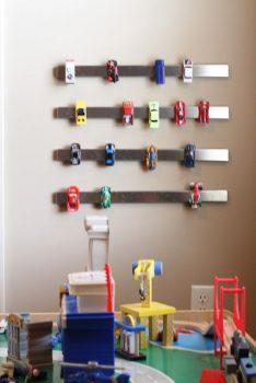 10 Stylish Ways to Organize Toys3