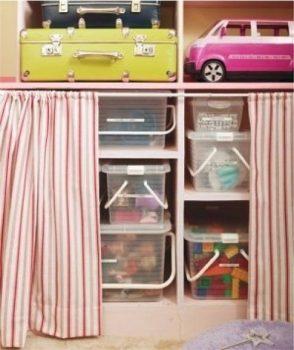10 Stylish Ways to Organize Toys6