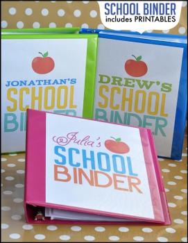 10 Unique Ways to Organize School Supplies6