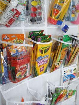 10 Unique Ways to Organize School Supplies9