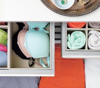 10 Ways to Easily Organize Your Dresser