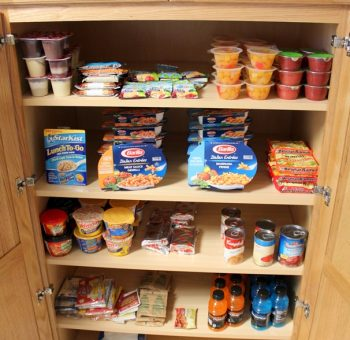 12 Incredible Tips for a Tidy Pantry5