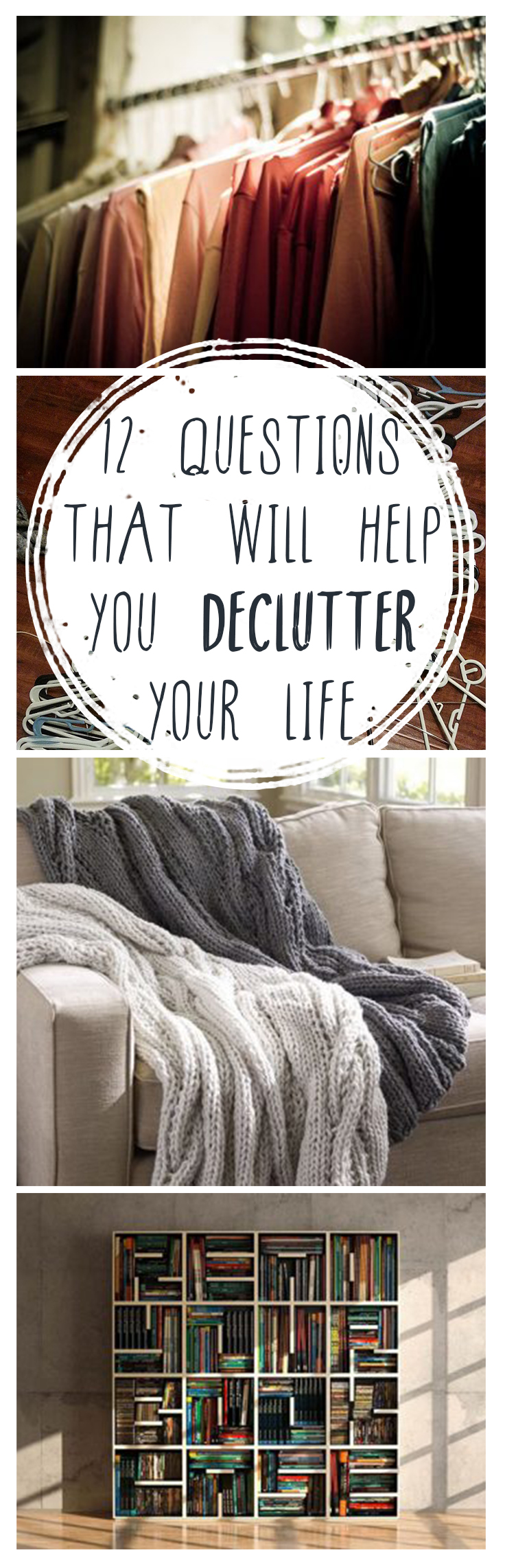 Declutter, clutter free home, DIY organization, popular pin, clean home, organized home, DIY declutter, home storage ideas.