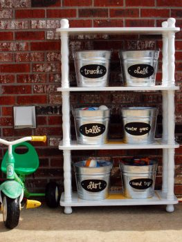 12 Ways to Organize Playrooms (Frugally!)11