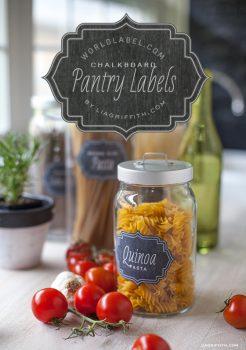32 {Free!} Printables to Organize Your Pantry6