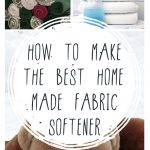DIY cleaner, DIY homemade fabric softener, fabric softener, natural cleaning products, popular pin, DIY cleaning products.