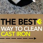 cleaning, how to clean cast iron, cast iron cleaning tips, cleaning hacks, popular pin, DIY cleaning, easy cleaning tips, clean home.