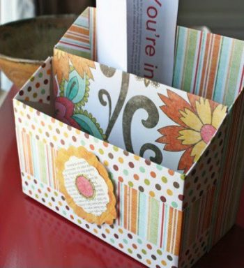 10 Beyond Clever Ways to Organize with Cereal Boxes7