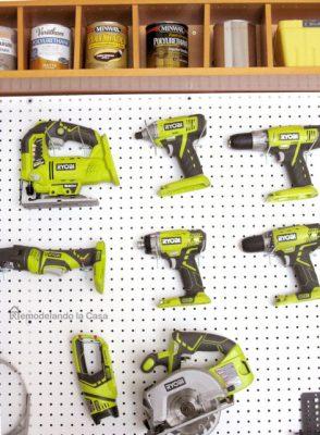 10 Creative Ways to Organize Garage Shelves2