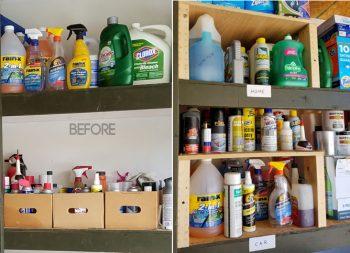 10 Creative Ways to Organize Garage Shelves3