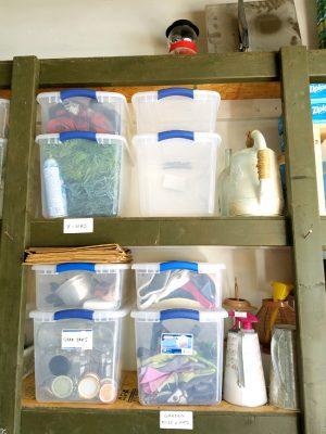 10 Creative Ways to Organize Garage Shelves7