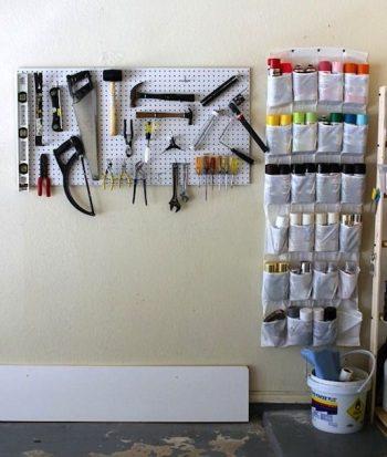 10 Genius Ways to Organize Your Garage