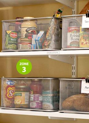 10 Ways to Organize Your House with Bins3
