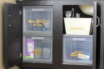 10 Ways to Organize Your House with Bins4