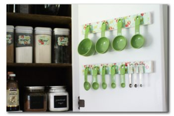 11 Ideas for a Perfectly Organized Kitchen