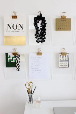 15 {Pretty!} Ways to Organize9