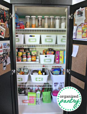 18 Organizers for the Perfect Pantry