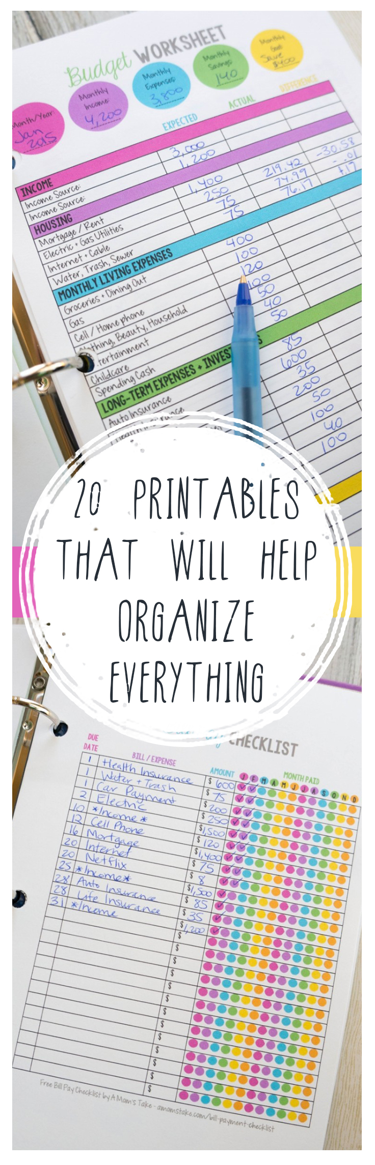 Printables, free printables, popular pin, organization, organization, cleaning tips, cleaning tricks, cleaning hacks, cleaning. verything