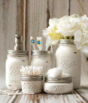 5 Mason Jar Organization Crafts2