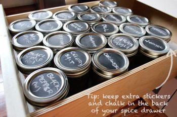 5 Mason Jar Organization Crafts3