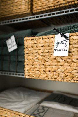 5 Unique Ways to Organize Your Linen Closet3