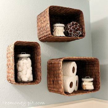 10 Ways Baskets Organize Everything