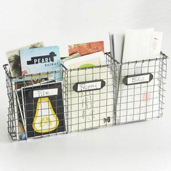 10 Ways Baskets Organize Everything10