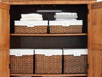 10 Ways Baskets Organize Everything3