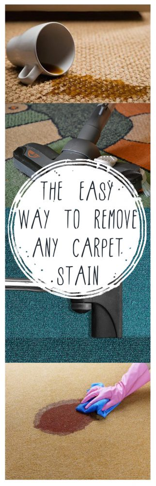 Carpet stains, removing carpet stains, how to remove carpet stains, popular pin, cleaning hacks, clean home, clean carpet, carpet cleaning.
